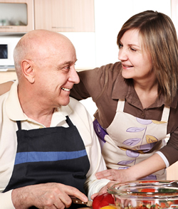 Renaissance Home Health Care offers housekeeping, meal preparation, shopping and other home health care services.